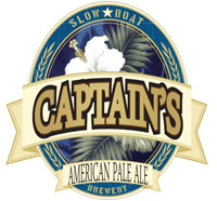 Captain's Pale Ale