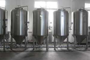 Slow Boat Fermentation Tanks
