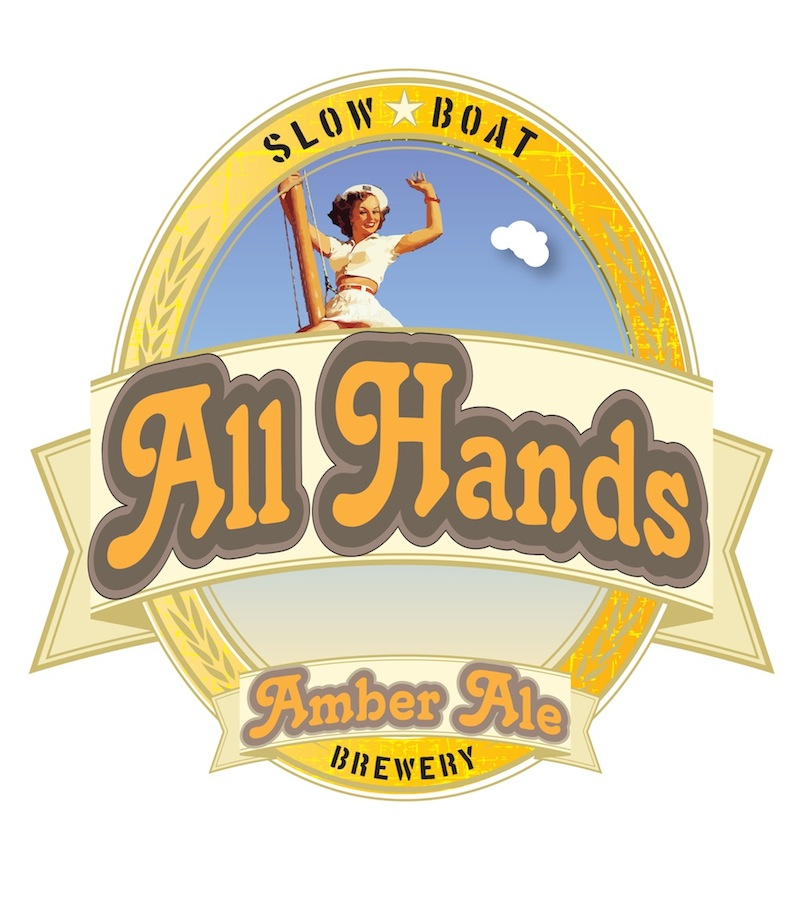 All Hands Amber Ale