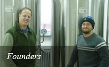Slow Boat Brewery Founders